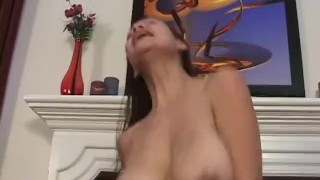 Mammories scene the  for thanks small brunette
