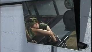 Army Twinks - Scene 1