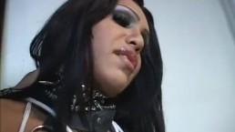 Transsexual Bondage - Scene 1