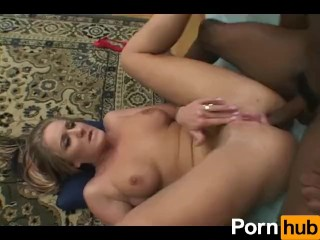 Interracial Hole Stretchers 4 - Scene 2