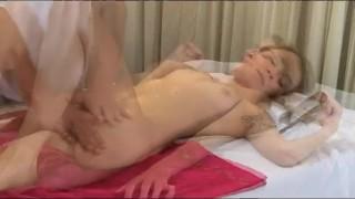 DaneJones Erotic massage drives young girl wild
