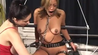 Interracial Bound Scene 2