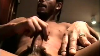 Thug jerks his huge cock for us Black rawnastyfuckers