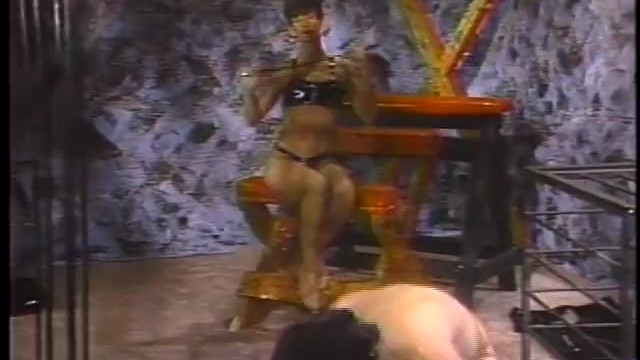 Vintage mitchell1 com Spiked heel diaries 2 - scene 1