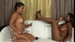 Holla Black Girlz 20 - Scene 4