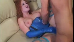 Latex Soccer Moms - Scene 1
