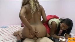 Ebony Amateurs 11 - scene 3