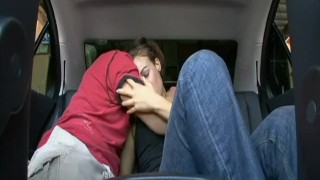 BACK SEAT FUCKS 4 - Scene 8
