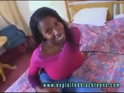 Exploited Black Teens Vanessa Blue