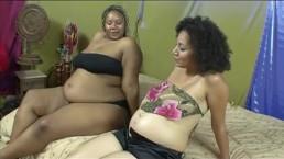 Lesbian Barefoot And Pregnant 4 - scene 2