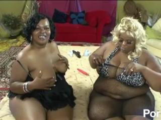 Lesbian BBBW 13 - scene 3