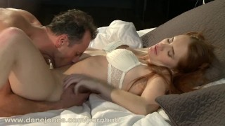 DaneJones HD Horny redhead in very passionate scene Ass business