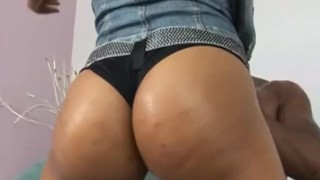 Booty scene  quake boobs natural