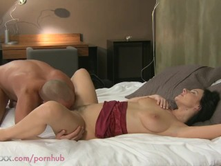 MOM HD Wife fucks her toyboy