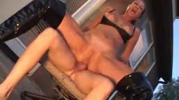 MY BEST FRIEND'S MOM TAKES IT UP THE ASS - Scene 2