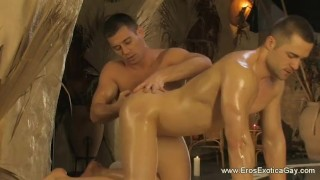 Intimate Anal massage For Him Spread eagle