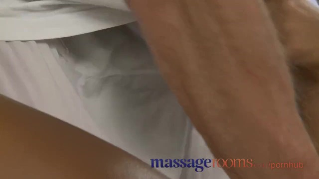 Erotic exhibitionist videos - Massage rooms black girl orgasms after erotic session