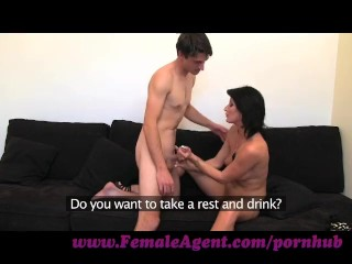 She Jerks off in His Mouth, Free Shemale Jerking Porn f5 Jerk In His Mouth