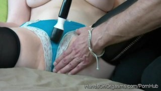 Jessica Lo Gets a Hands On Pussy Workout with Several Orgasms Along The Way