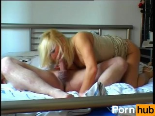 hot blonde with green short at web www sexatcams com porn...