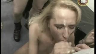 Masters cumshot boobs facial