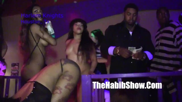 Houston strip club harlem knight - Harlem knights strip club with lil scrappy making it rain 15k