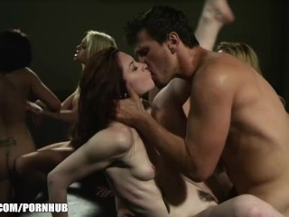 CODE OF HONOR, ORGY scene! Ultimate XXX Blockbuster Movie of 2013