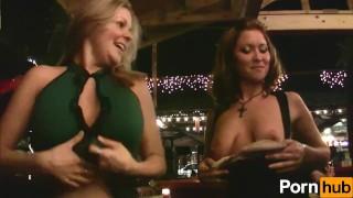 WILD PARTY GIRLS 52 - Scene 3 Brunette blonde