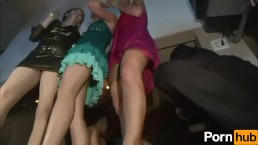 WILD PARTY GIRLS 36 - Scene 3