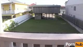 NAKED BEACH HOUSE - Scene 5