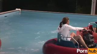 HOT TAN AND HORNY 2 - Scene 5 porno