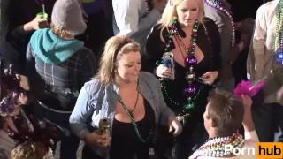 Gras mardi  scene gras fetish