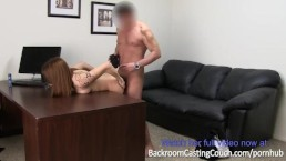 Sneaky Creampie and Anal Casting