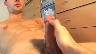 Soccer guy get wanked by alex a player gay french job