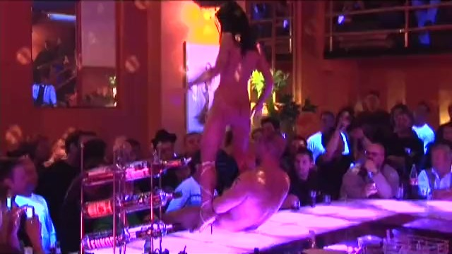 Edmonton stripper bars Porn on stage stripper fucked at the party on the bar