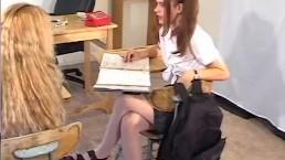 Bad Girl In Classroom