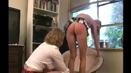 Slut Gets Spanked For Cheating