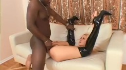 Big Black Poles In Little White Holes 16 - Scene 3