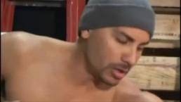 XXL SEX GOD ANTONIO BREEDS MUSCLED HUNK