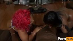 Pinky Presents Mz Booty - Scene 2