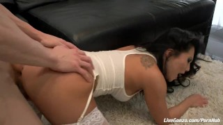 LiveGonzo Asa Akira the Best Anal Japanese Hottie Dick facial