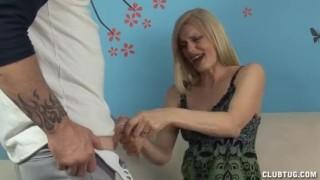 Horny Milf Jerks Off Her Step-Son 69 verified