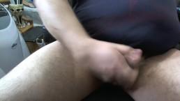 Masturbating to the sea