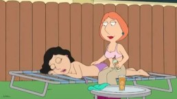 Family Guy Porn video: Nude Loise