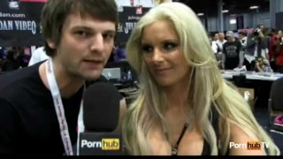 PornhubTV Phoenix Marie Interview at eXXXotica 2011 Pussy breasts