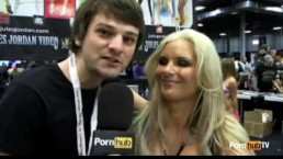 PornhubTV Phoenix Marie Interview at eXXXotica 2011
