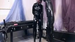 fetisch rekruten - Scene 2