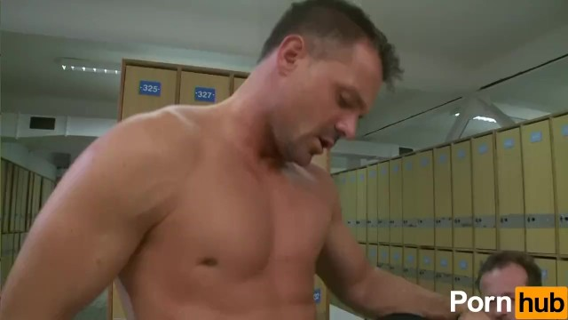 Referee Fucked By Soccer Players In Locker Room