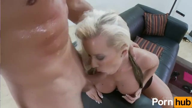 Blonde Bombshell Does Rough Anal - 14
