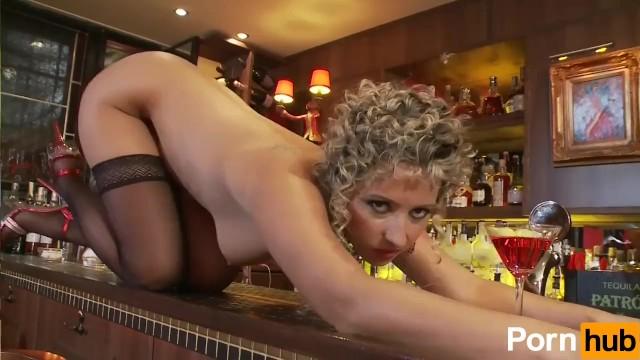 Daria Glower Strips And Fingers Herself - 6